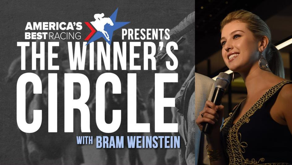 Acacia Courtney Featured on 'The Winner's Circle'