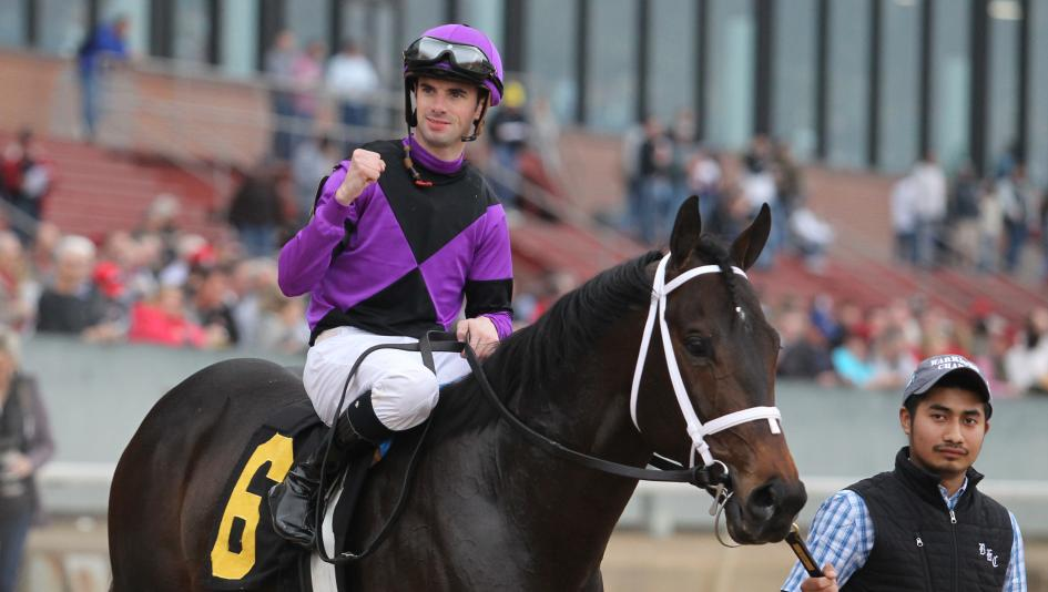 Warrior's Charge is a horse who could pull the upset in the Metropolitan Handicap on Saturday.