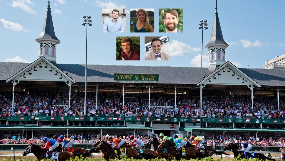 Girvin Upsets Risen Star Stakes