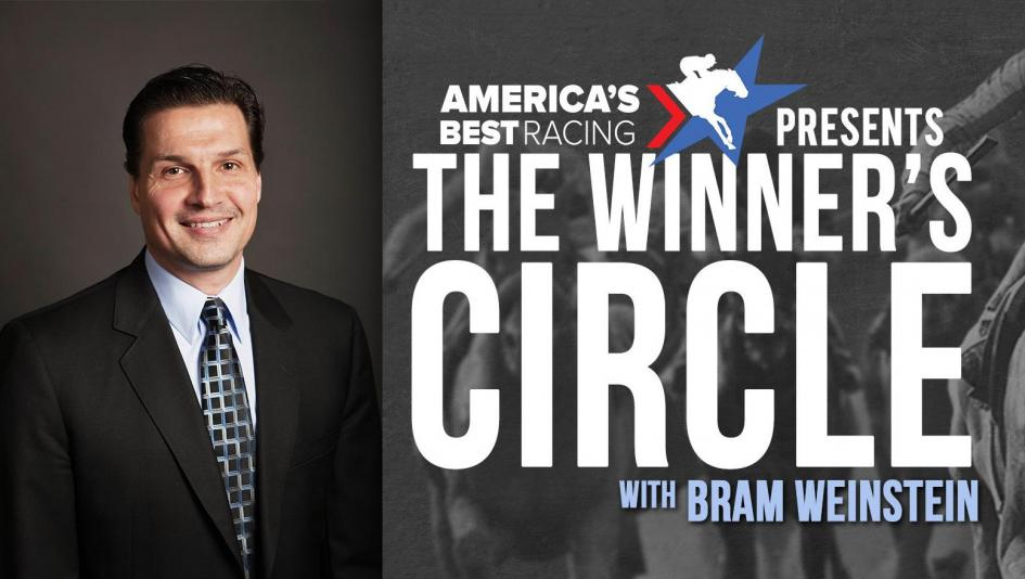 Eddie Olczyk, Anita Marks Featured on 'The Winner's Circle'