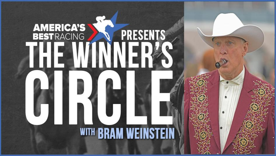 Restaurant Titan Jeff Ruby, Apprentice Jockey Ferrin Peterson Featured on 'The Winner's Circle'