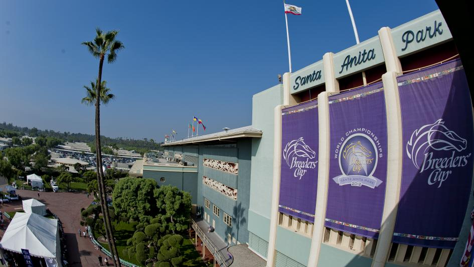 'Bet Like No Other' Charity Challenge Builds Breeders' Cup Excitement