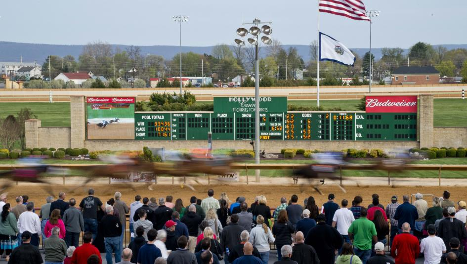 Local Star Has Upset Potential in Charles Town Classic