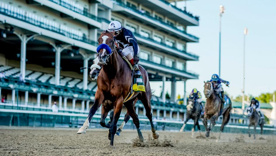 betting the preakness