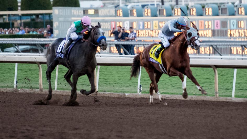 Hanging' With Haskin: Who to Root For? Chrome or Arrogate?