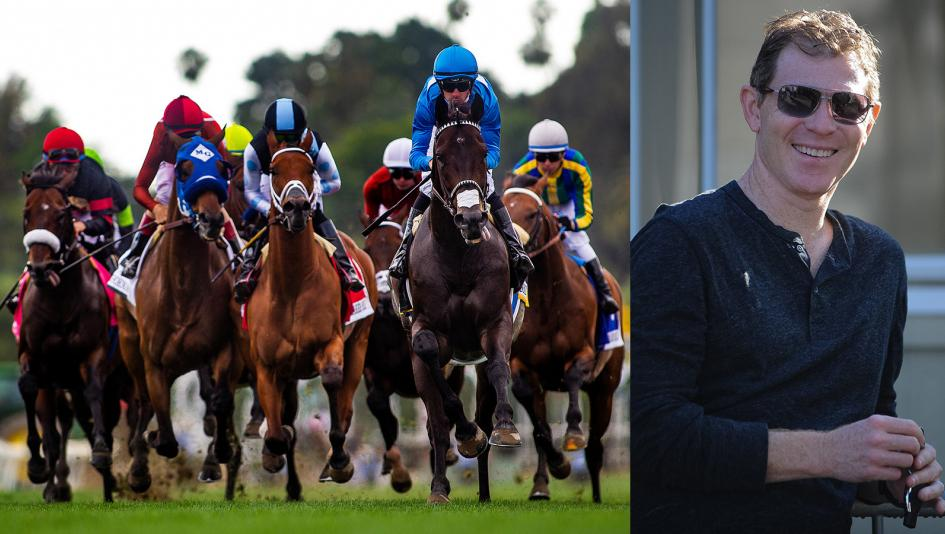 'Betting With Bobby' Flay Breeders' Cup Charity Challenge Series Kicks Off This Weekend