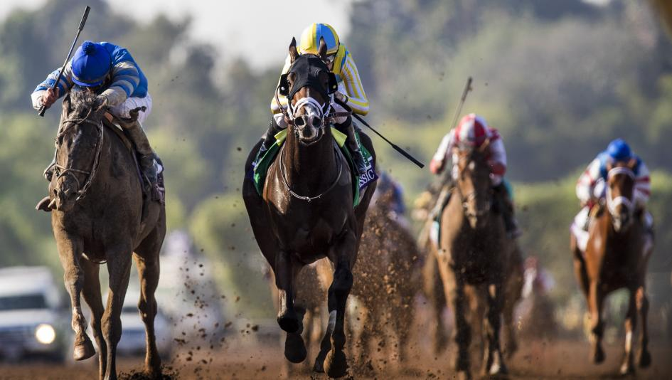 Classic Empire Reigns In Juvenile America S Best Racing