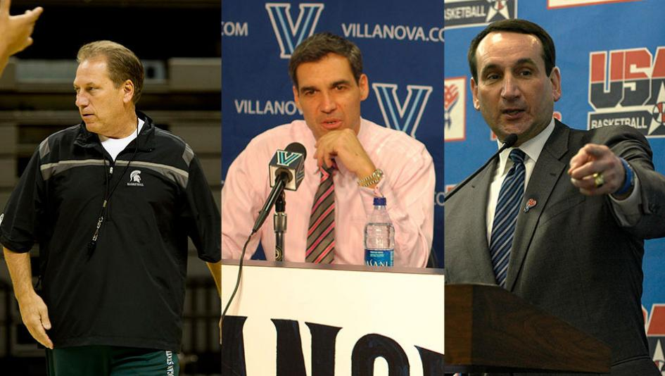 Four Big Ten Schools Chosen for NCAA Men's Basketball Tournament