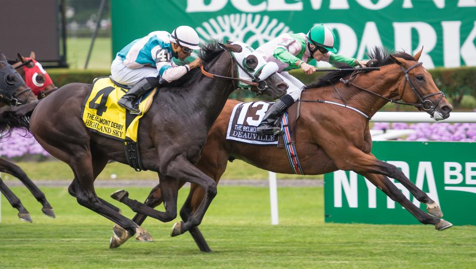 Keying Longshot Highland Sky In The Jockey Club Gold Cup