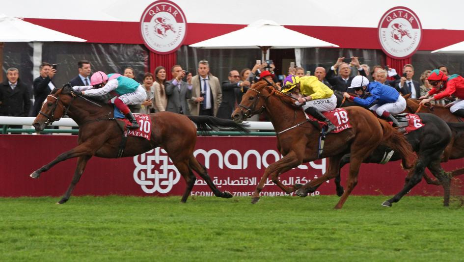 What You Need to Know About France's Prix de l'Arc de Triomphe and Other Breeders' Cup Preps