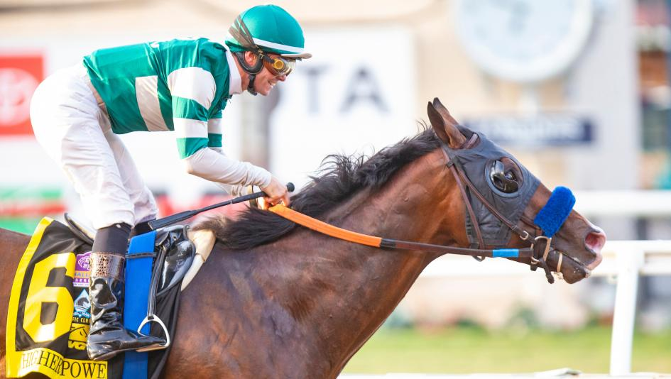 Breeders' Cup Classic Rankings for Aug. 20