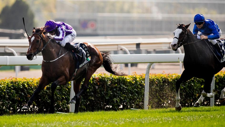 Highland Reel Dazzles In The Longines Hong Kong Vase Americas