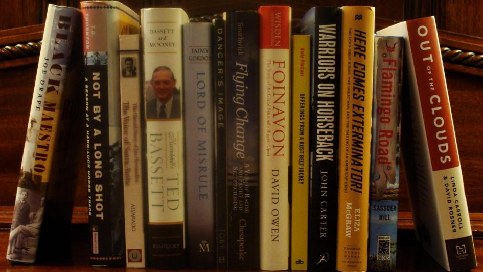 Dr. Tony Ryan Book Award Finalists Announced