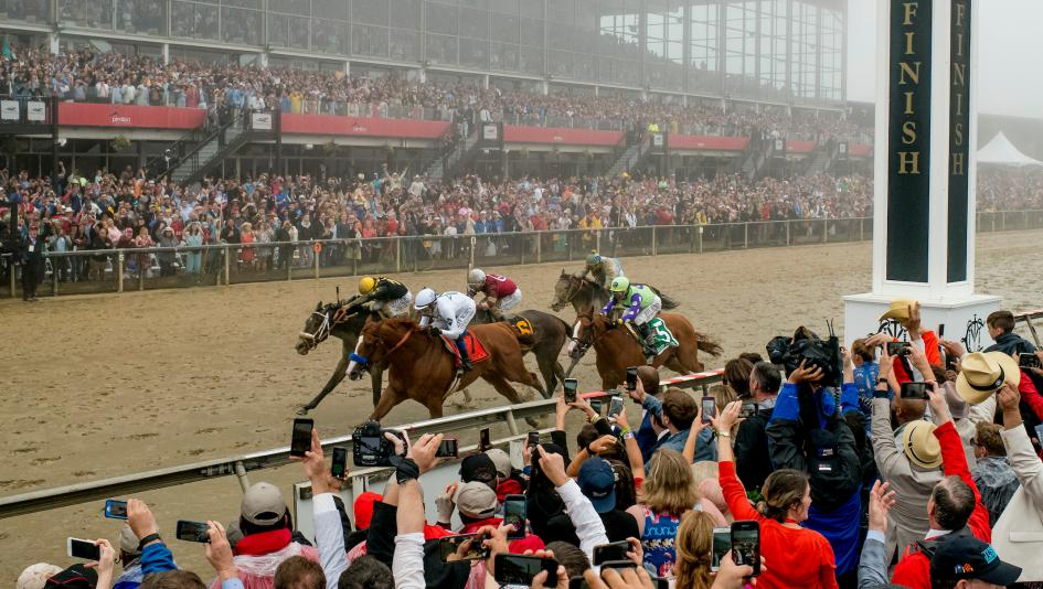 horses in the preakness 2020
