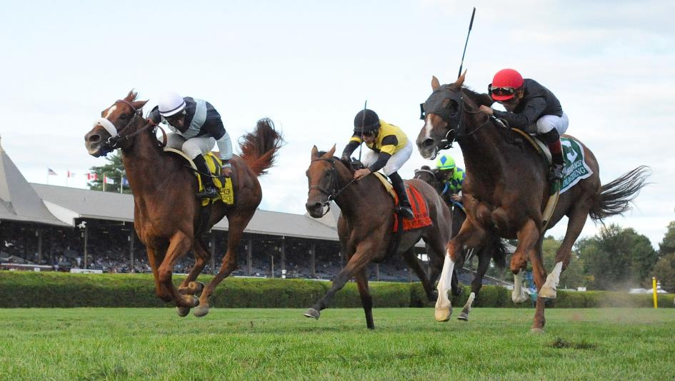 Road to the Breeders' Cup: A Stacked Saturday Prep Lineup at the Spa