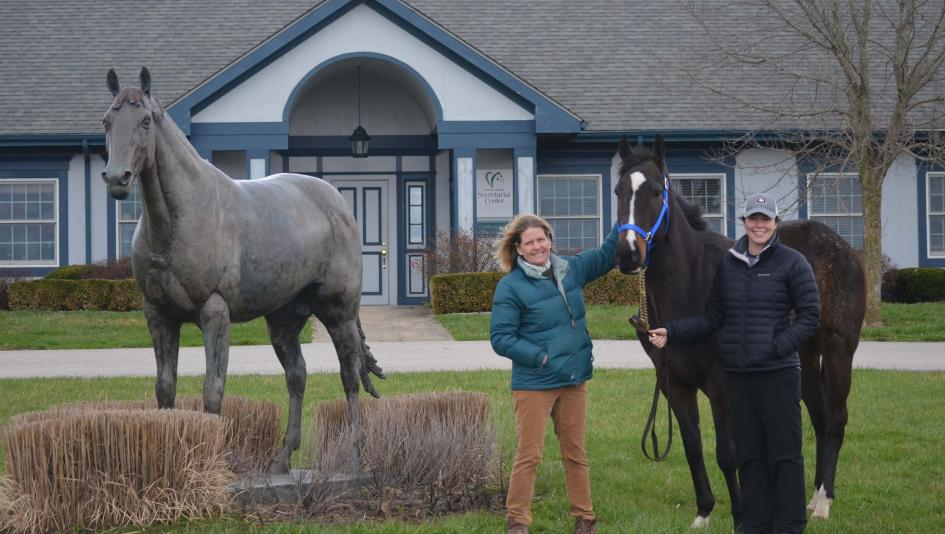 Visit Horse Country Secretariat Center Retrains