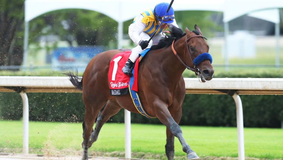 Time Now On Lightly Raced Nadal S Side In Kentucky Derby Picture America S Best Racing