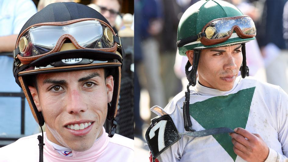 Sibling Rivalry At The Top For Young Stars Irad And Jose