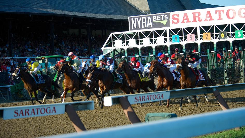 BetMGM Partnering with NYRA Bets on Horse Race Wagering