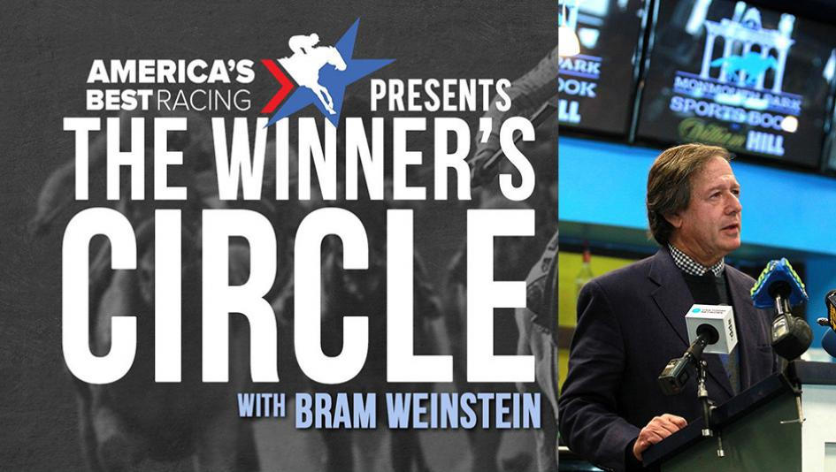Monmouth Park's Dennis Drazin Featured on 'The Winner's Circle'