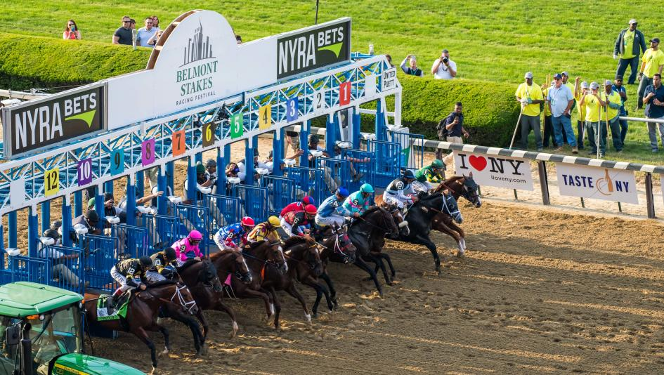 Field Taking Shape for 2020 Belmont Stakes