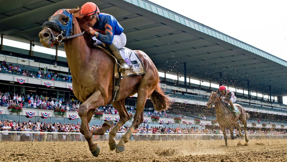 Road To The Breeders Cup Sprint Qualifier Headlines