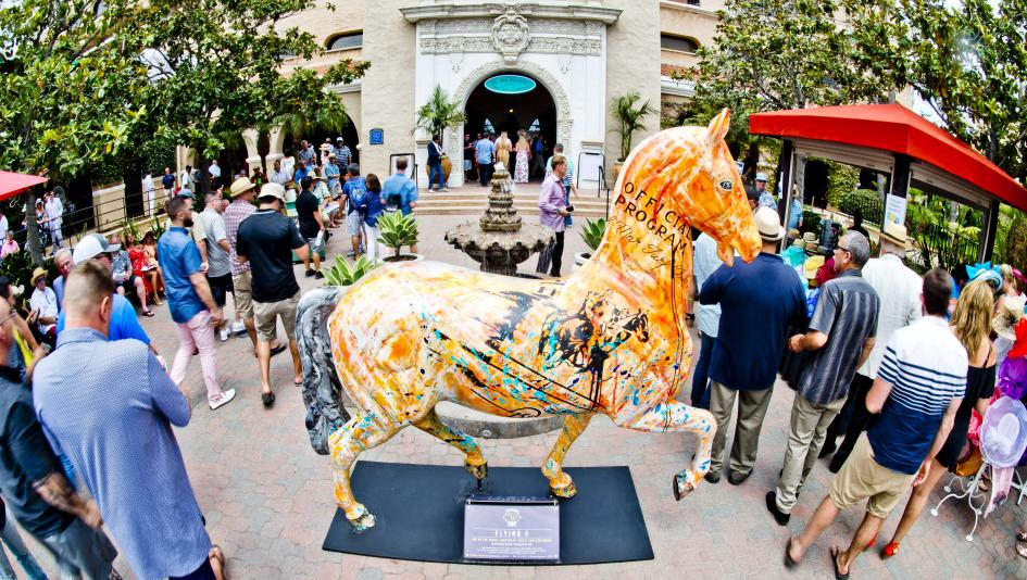 Top Tweets from Magnificent Opening Day at Del Mar