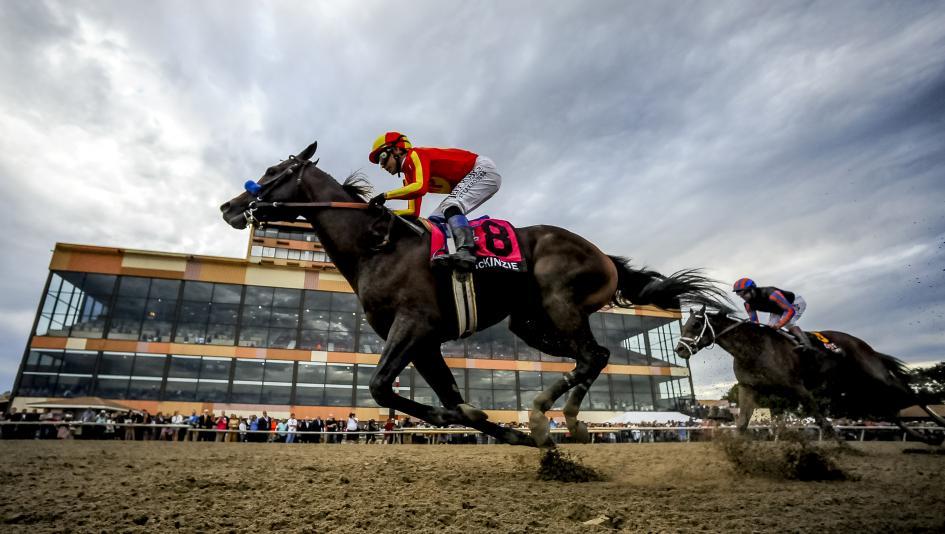 Stylish Return for McKinzie in Pennsylvania Derby, Midnight Bisou Wins Cotillion