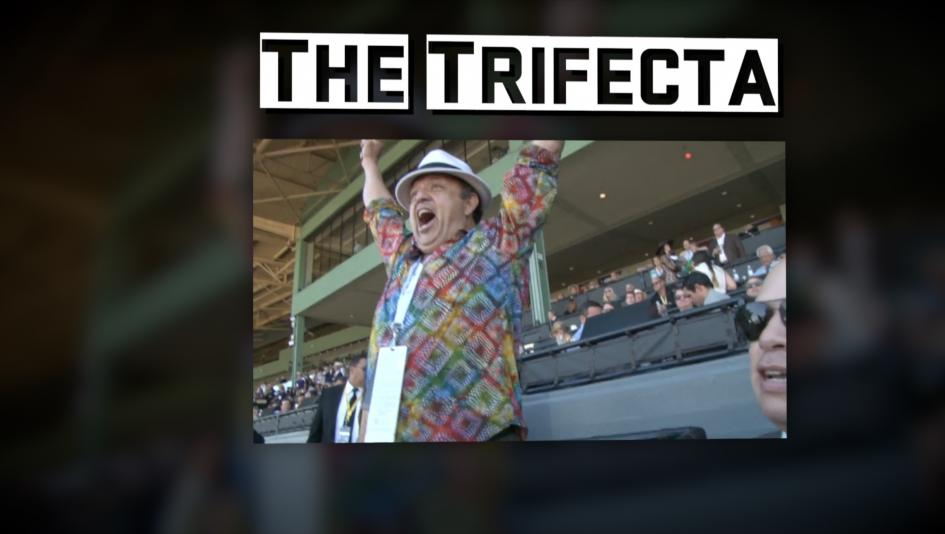 #TheAction: The Trifecta Bet