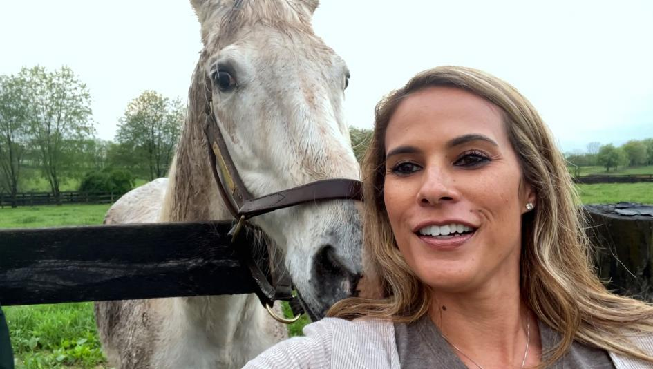 Horses First with Bonnie-Jill Laflin: Catching Up With 30-Year-Old Alphabet Soup