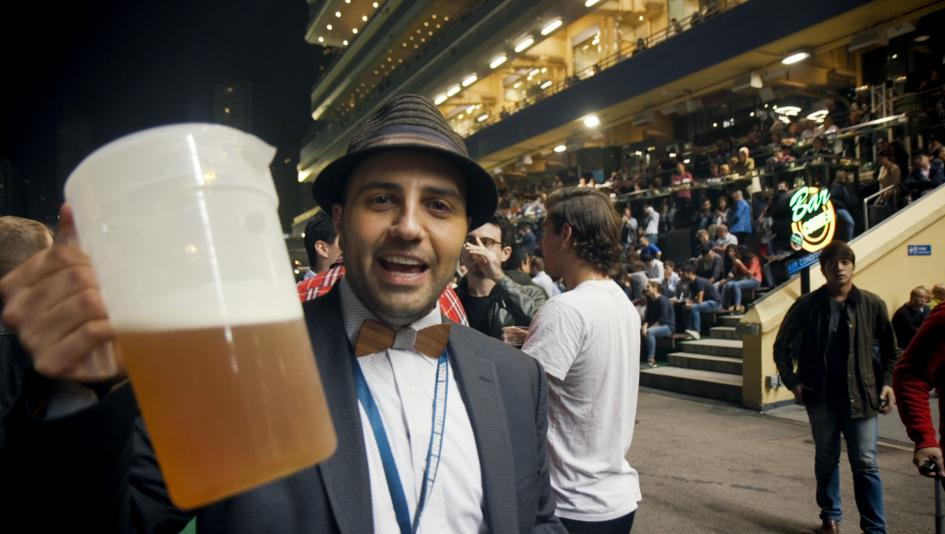 ABR Wired: A Night Out at Happy Valley