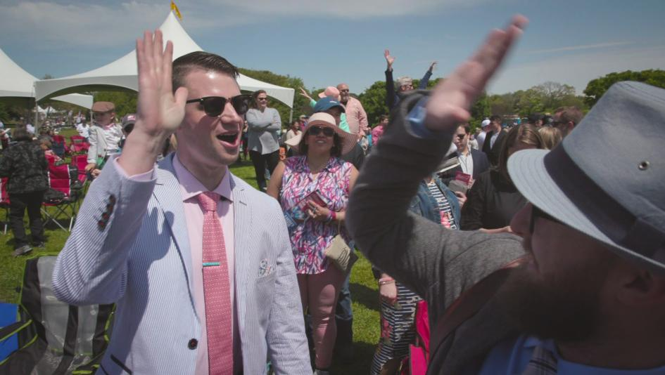 Winning in Style at the Arkansas Derby