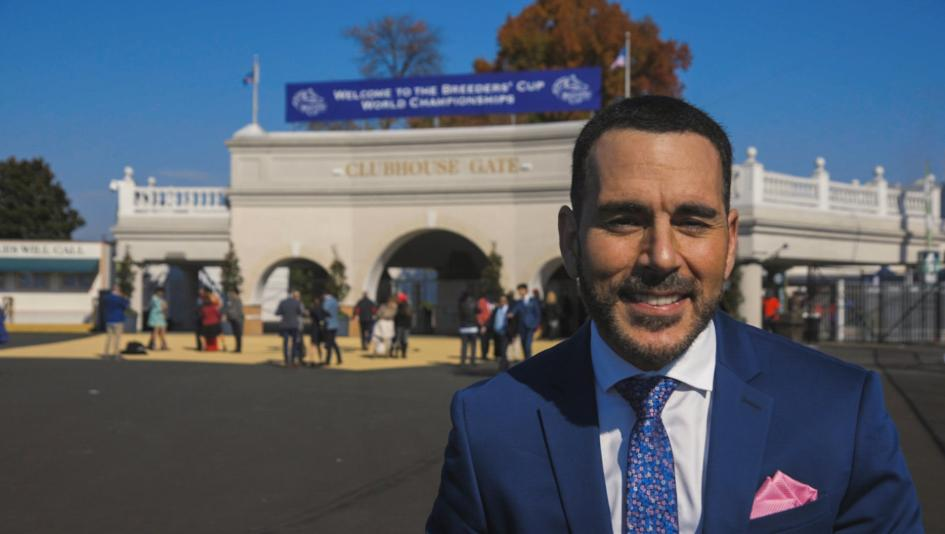 ABR Wired: Unforgettable Breeders' Cup with Paul Lo Duca