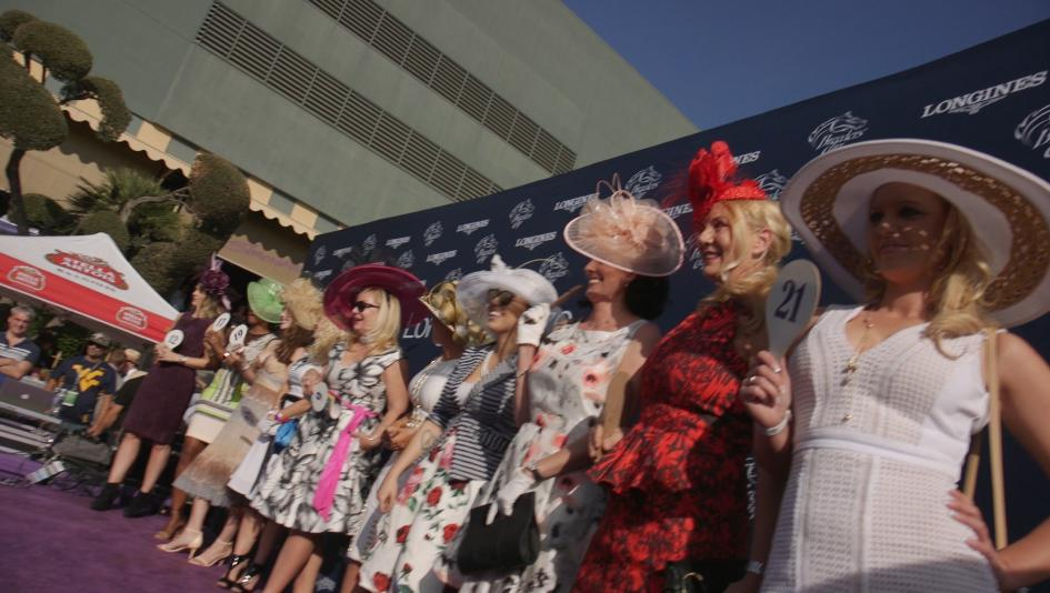 Celebrating Inspiration, Flair at Longines Prize of Elegance Contest
