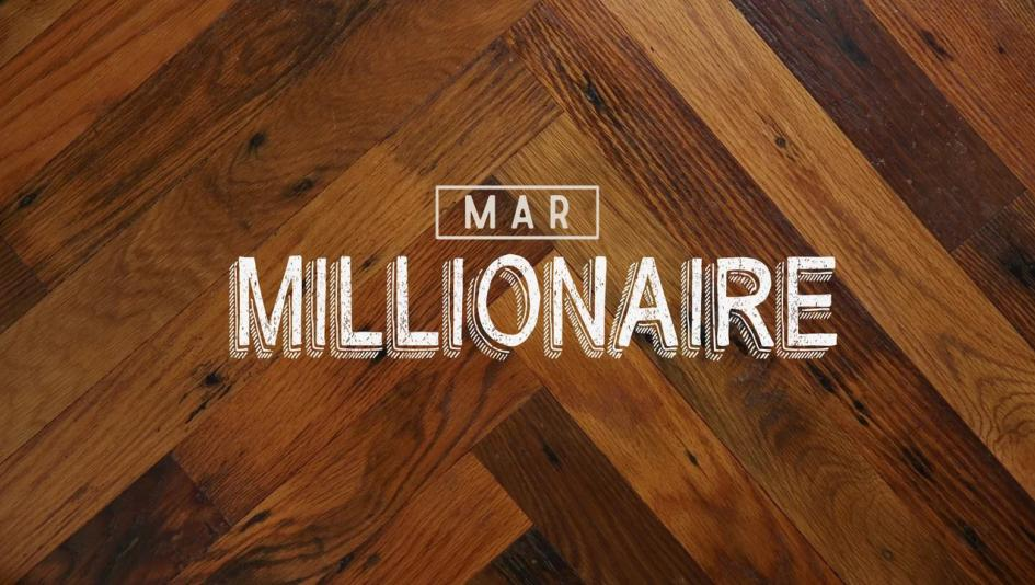 Millionaire: Cocktail of the Month