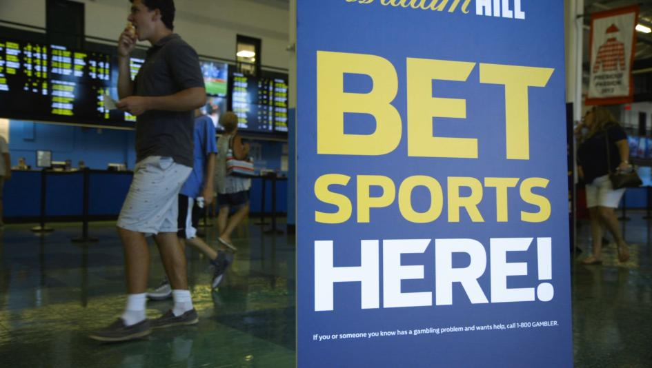 Sports Betting Now In Play at Monmouth Park