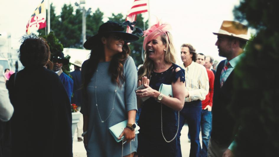 The Party Continues: Preakness Stakes 142