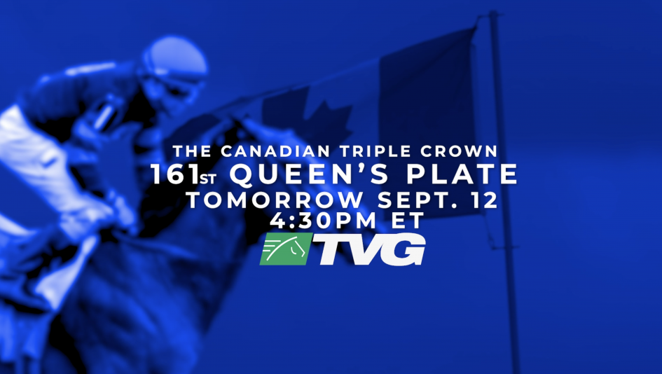 Watch and Wager on the 2020 Queen's Plate