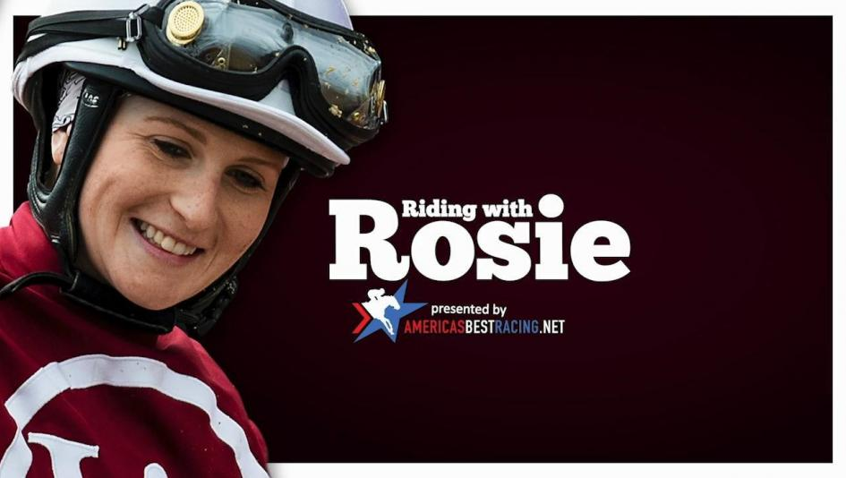 Riding with Rosie: My Man Sam Earns Ribbons