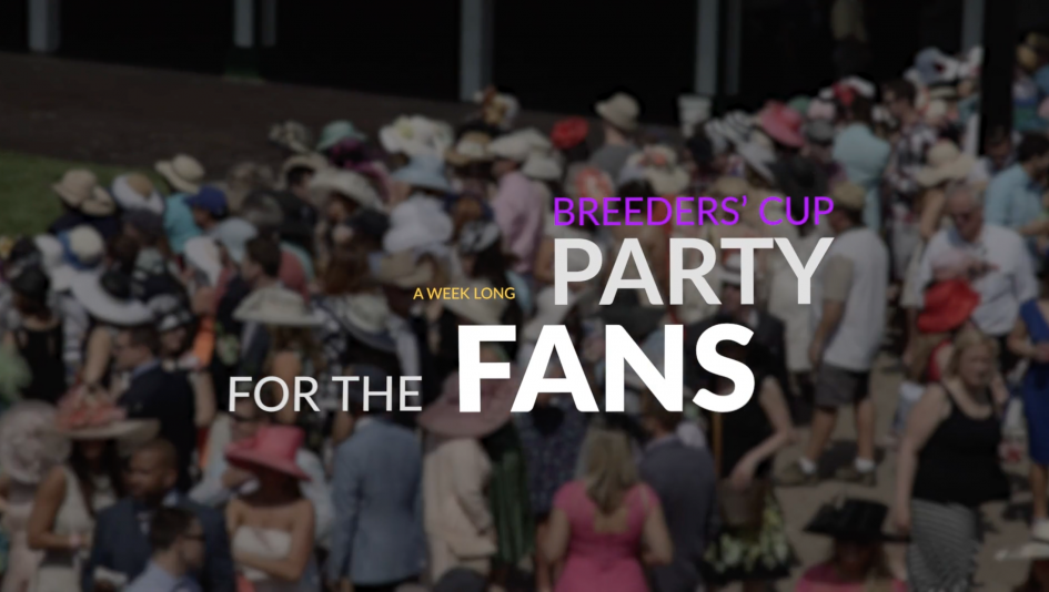 Equestricon Highlights Week-Long Party for Fans During 2018 Breeders' Cup Festival