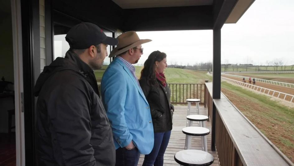 The Odds Couple Visits Horse Country: Blackwood Stables, Part 2