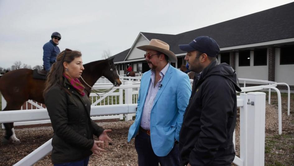 The Odds Couple Visits Horse Country: Blackwood Stables, Part 3