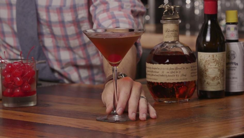 Manhattan: Cocktail of the Month