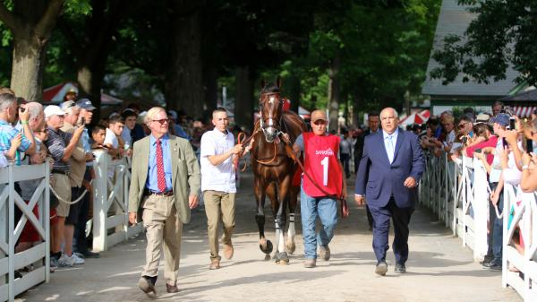 Saratoga Diaries: Songbird Sunday