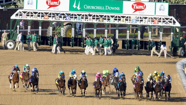 Kentucky Derby Post Positions By The Numbers America S