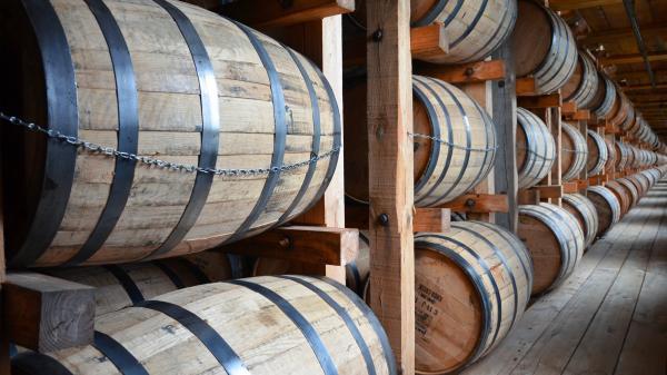 The Bustling Bourbon Barrel Aftermarket
