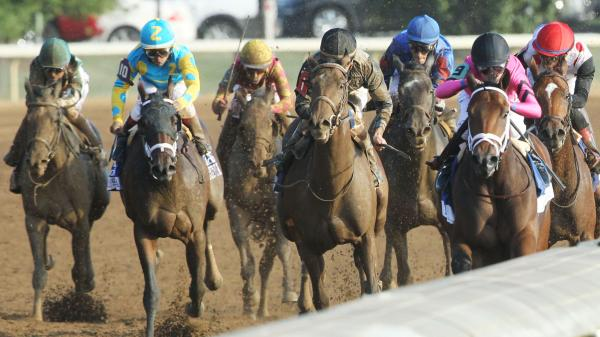 Heavenly Love Whitmore Shine On Opening Day At Keeneland