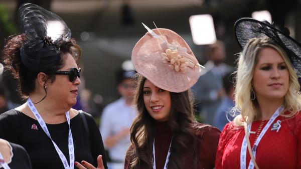SLIDESHOW: Fashion, Scenery, and Fun Times Rule on Breeders' Cup Saturday