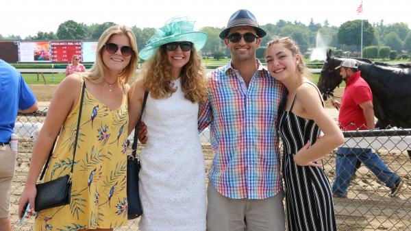 SLIDESHOW: Exhilarating Atmosphere at Saratoga for Travers Day