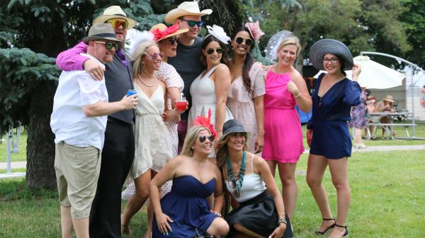 Impeccable Fashion, Fun in the Sun at Queen's Plate